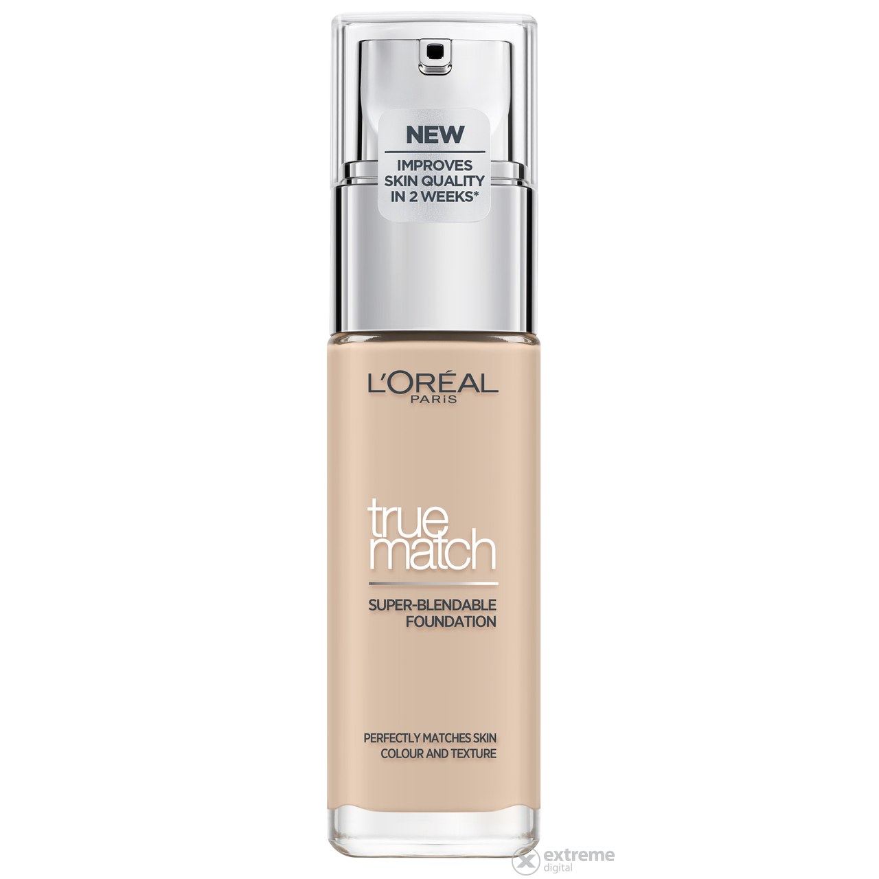 L`Oréal Paris True Match 1R1C Rose Ivory  tečni puder, 30 ml