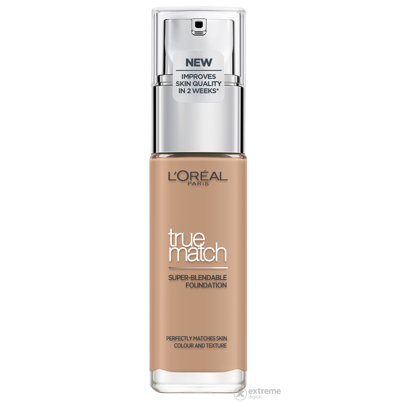 L`Oréal Paris True Match 5R5C Rose Sand alapozó, 30 ml