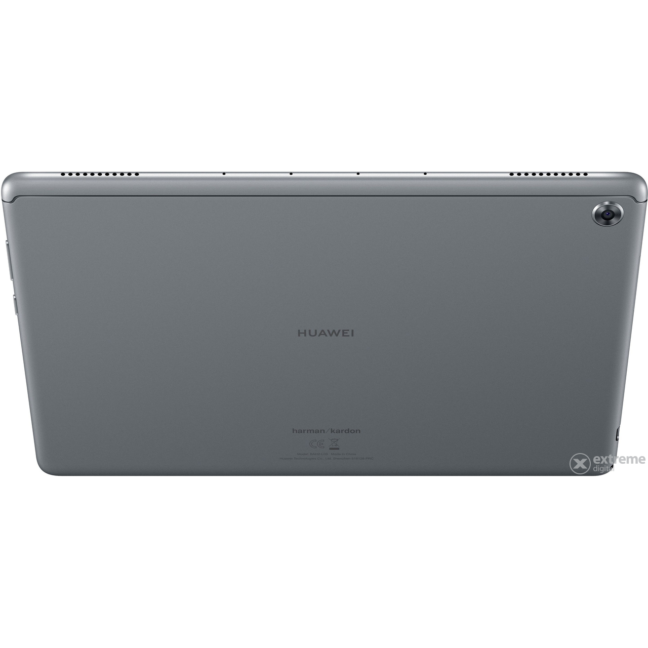 Huawei MediaPad M5 Lite 10 LTE 32GB tablet, Gray (Android)