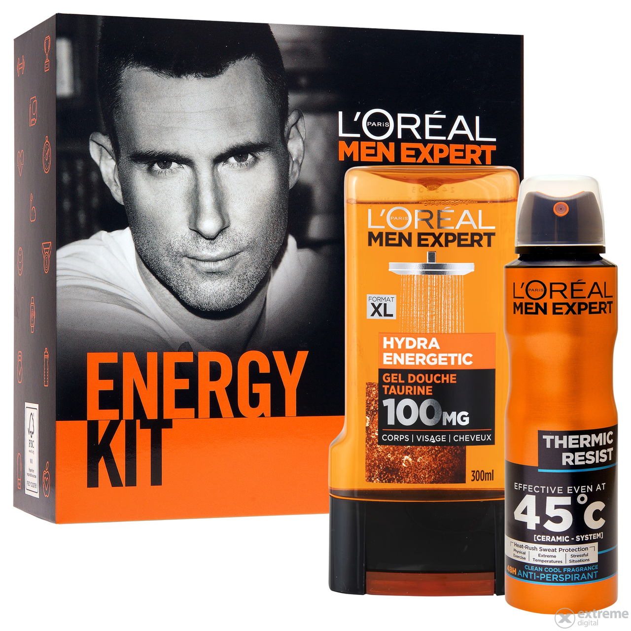 L`Oréal Paris Men Expert Energy Kit