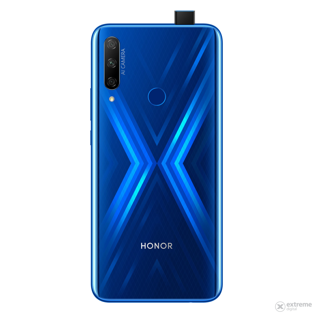 Honor 9X 4GB/128GB Dual SIM, modrý (Android)
