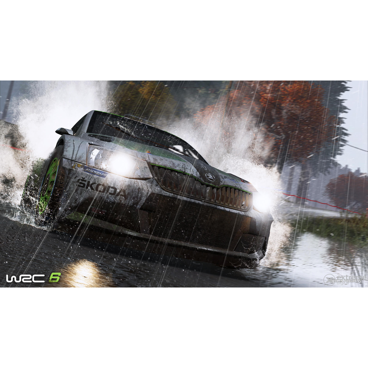 fia world rally championship 6 wrc 6 xbox one. Black Bedroom Furniture Sets. Home Design Ideas