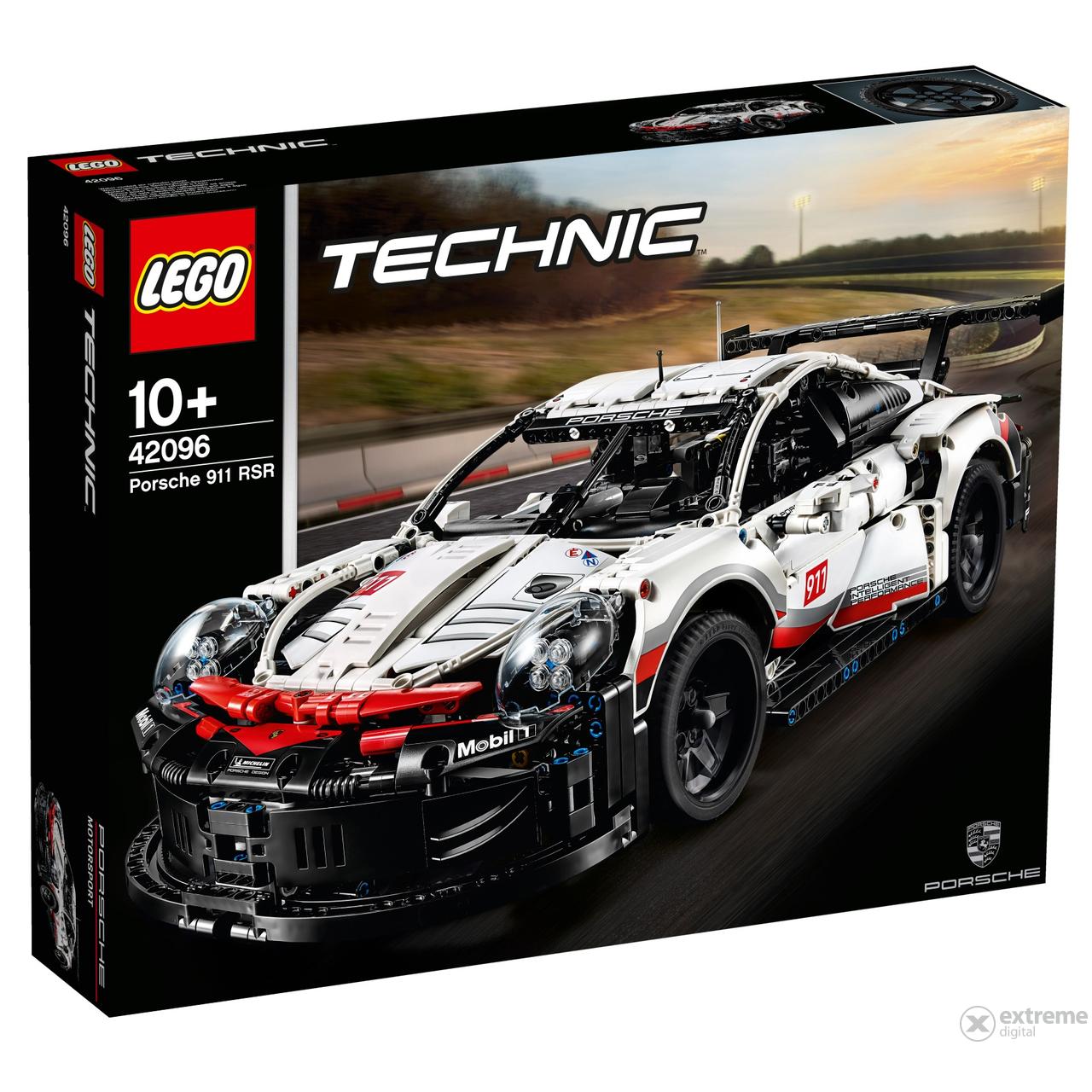 lego technic 42096 porsche 911 rsr extreme digital. Black Bedroom Furniture Sets. Home Design Ideas