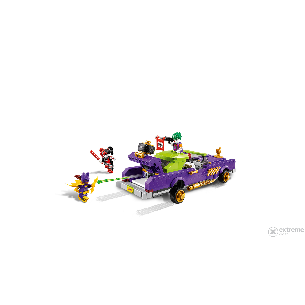 LEGO®  Batman Movie Joker™ gengszter autója 70906