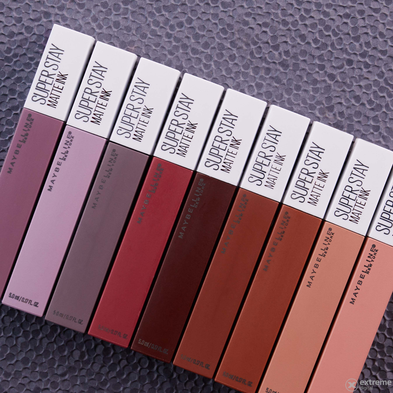 Maybelline SuperStay Matte Ink 80 Ruler folyékony ajakrúzs, 5 ml