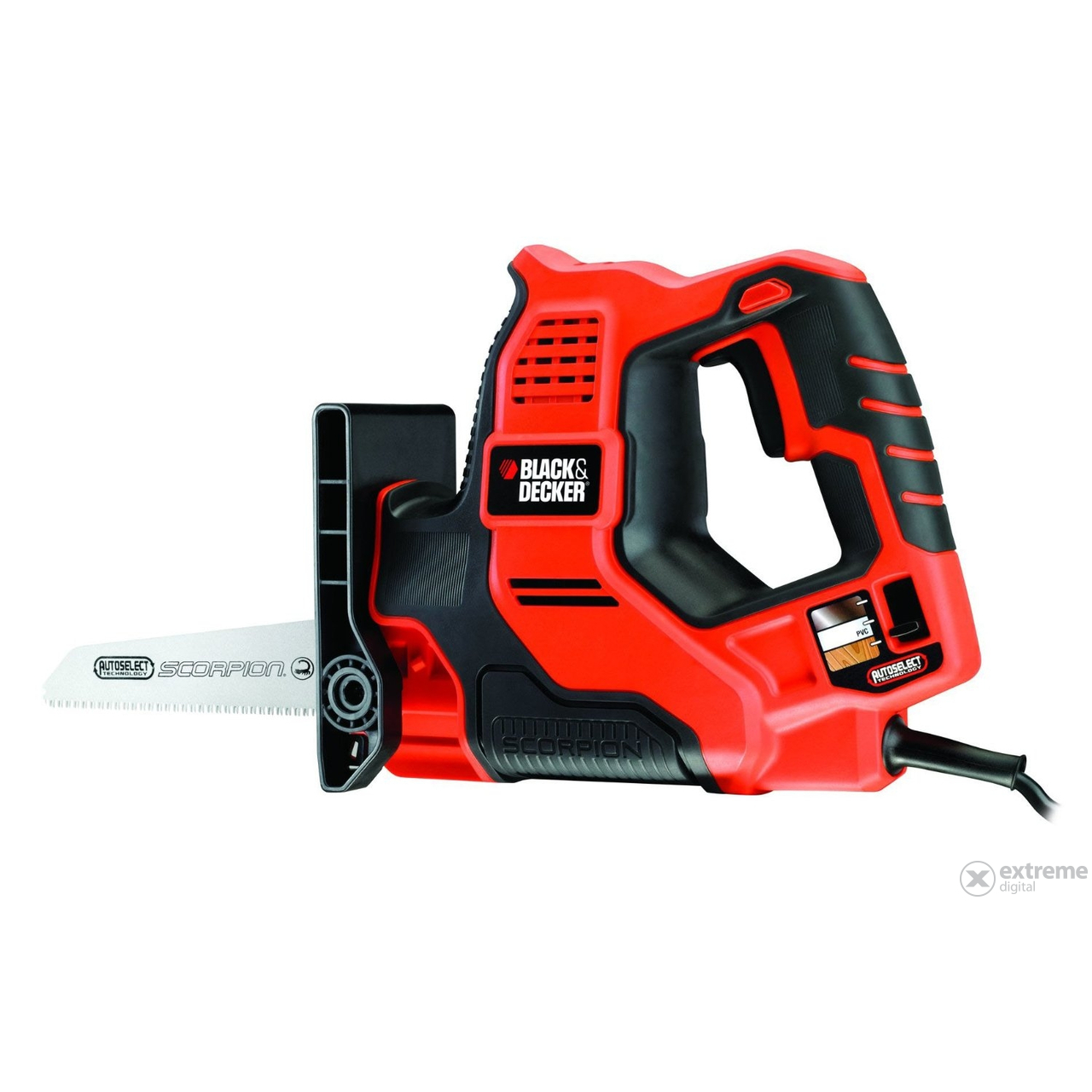 Black & Decker RS890K žaga scorpion