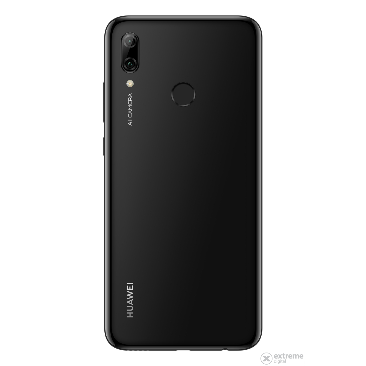 Huawei P смарт 2019 Dual SIM  смартфон, Midnight Black (Android)