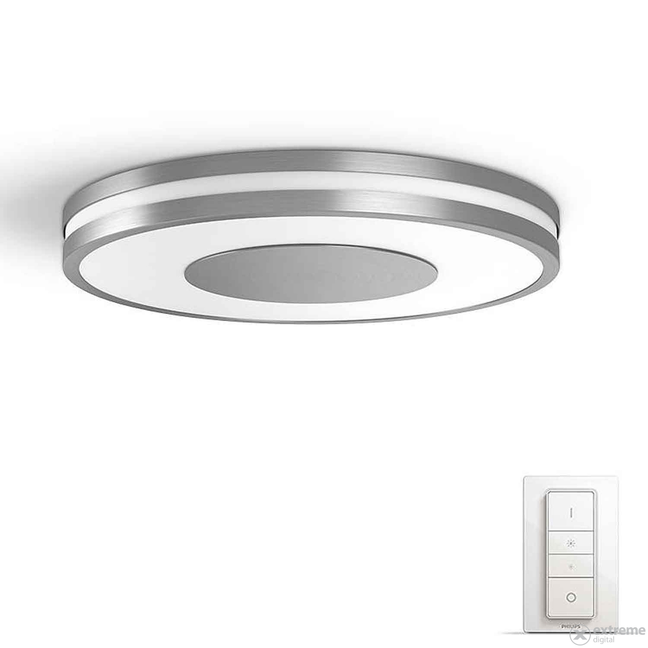 Philips Being Hue Ceiling Lamp Aluminium 1x32w Hue Being