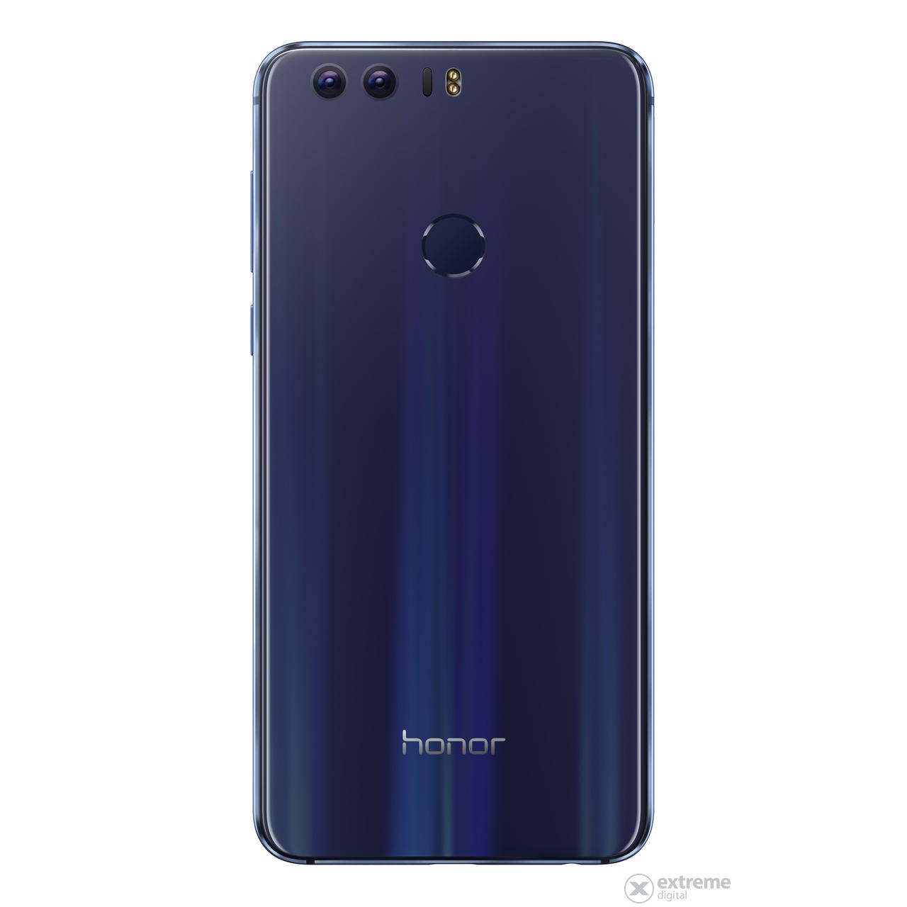 telefon honor 8 dual sim blue android extreme digital. Black Bedroom Furniture Sets. Home Design Ideas