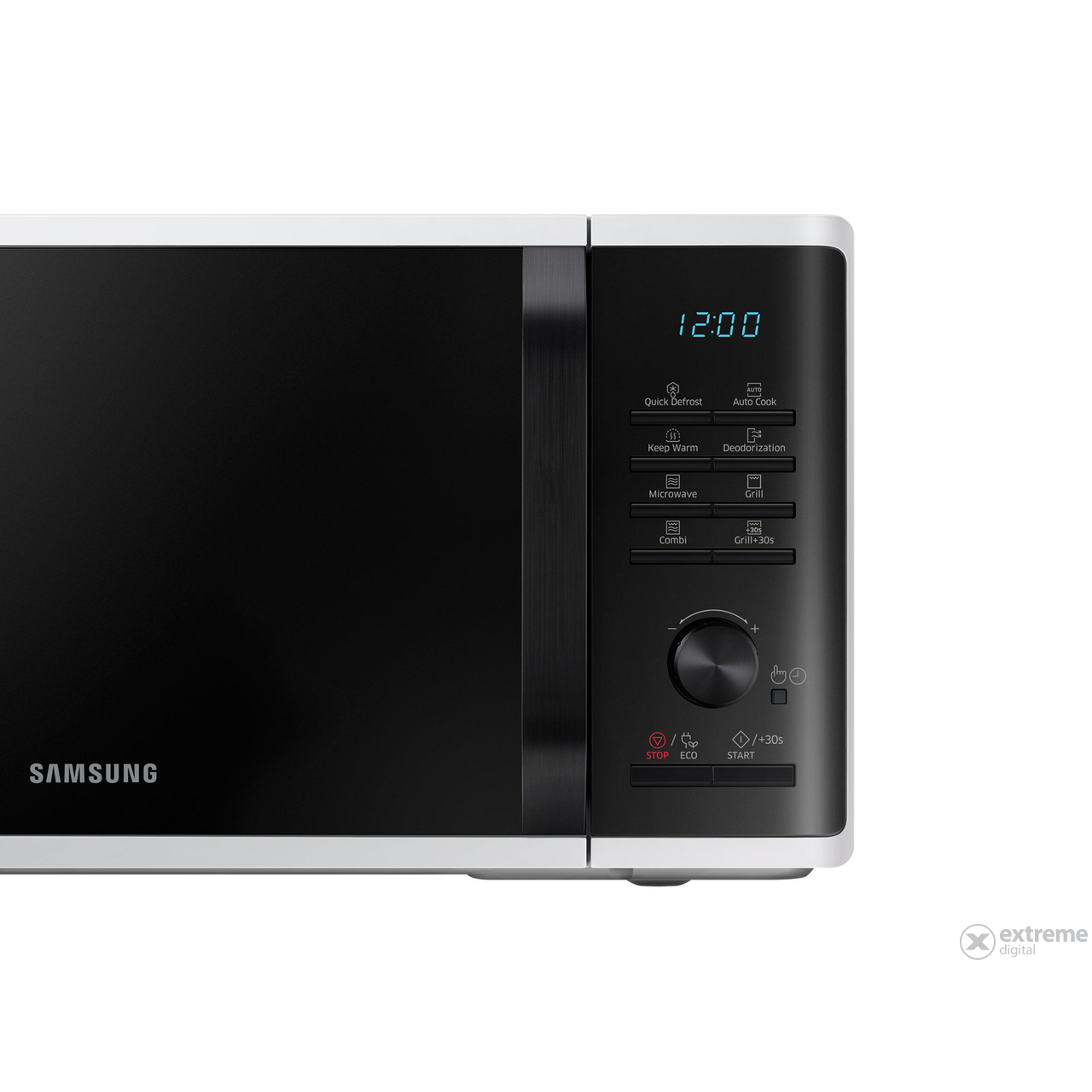 Samsung MG23K3515AWEO Mikrowelle mit Grill Funktion