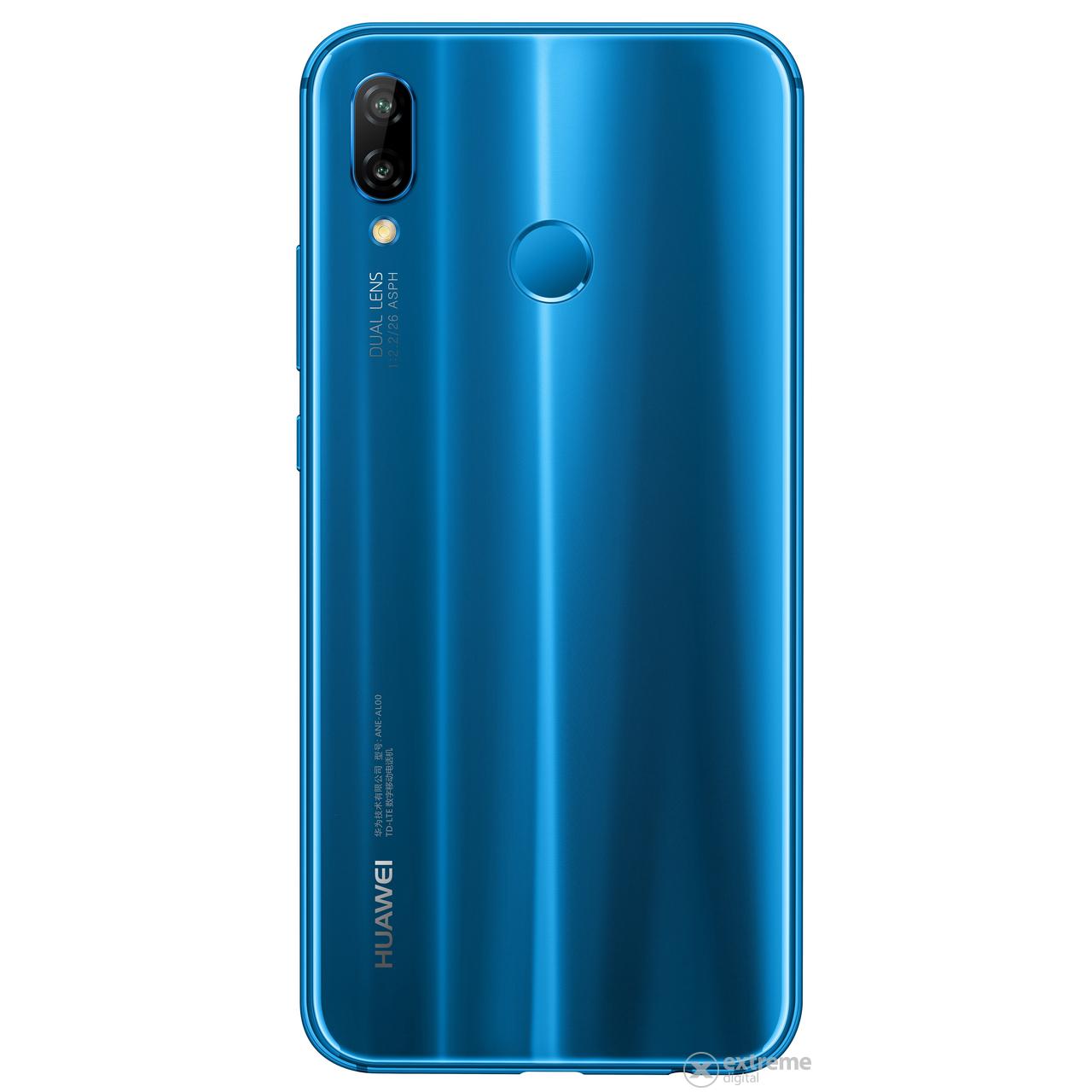 huawei p20 lite dual sim smartphone ohne vertrag blau android extreme digital. Black Bedroom Furniture Sets. Home Design Ideas
