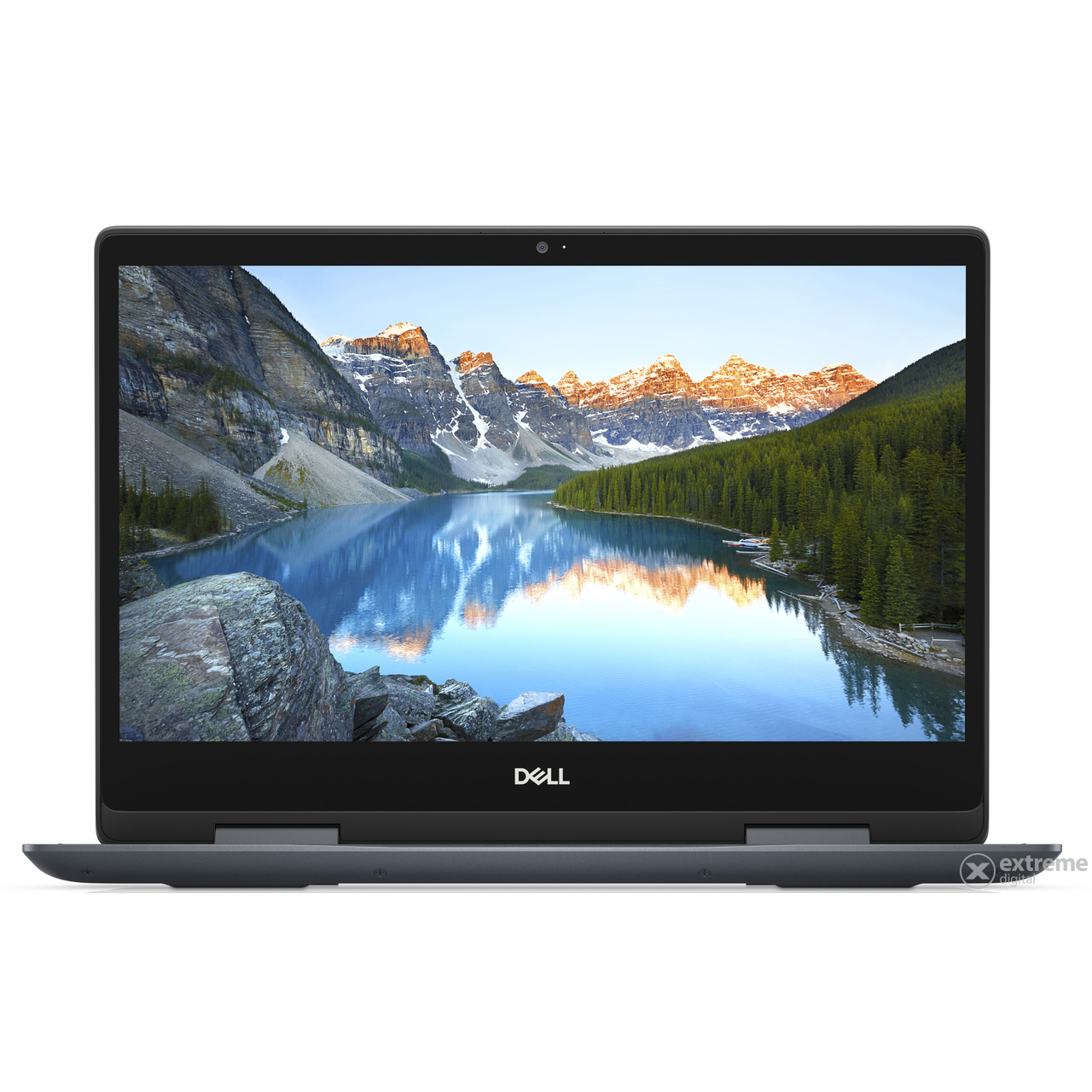 "Dell Inspiron 5482 5482FI5WA2 14"" FHD Touch notebook, szürke + Windows 10 Home"