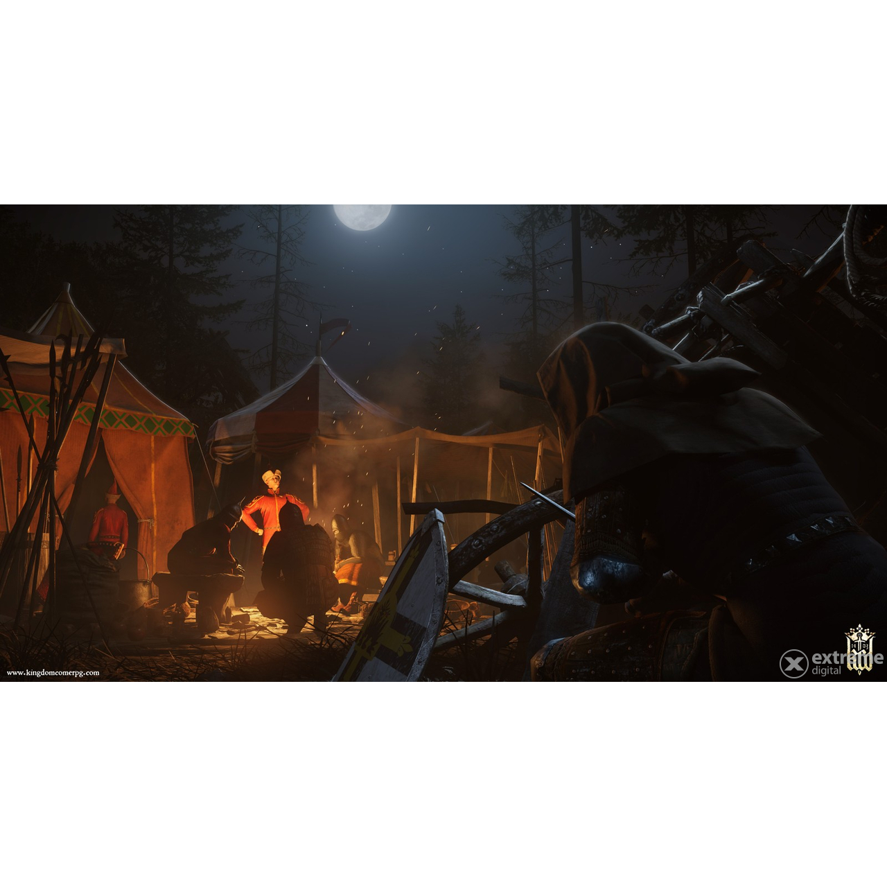 Kingdom Come Deliverance Xbox One játékszoftver