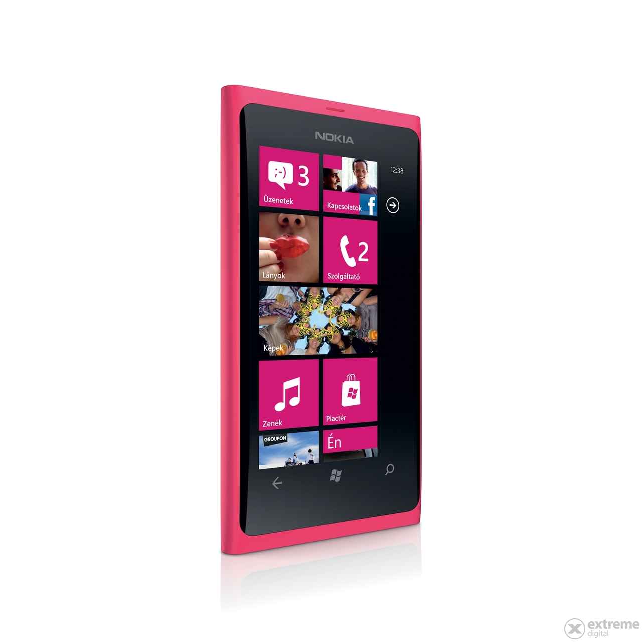 Nokia Lumia 800, Magenta (Windows Phone)