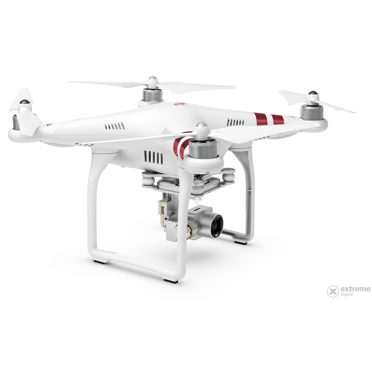 dji phantom 3 standard dron extreme digital. Black Bedroom Furniture Sets. Home Design Ideas