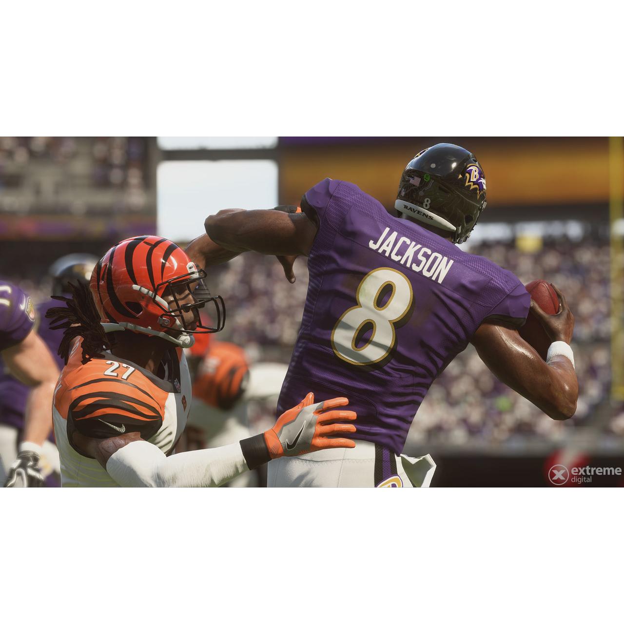 Madden NFL 19 Xbox One játékszoftver  Extreme Digital