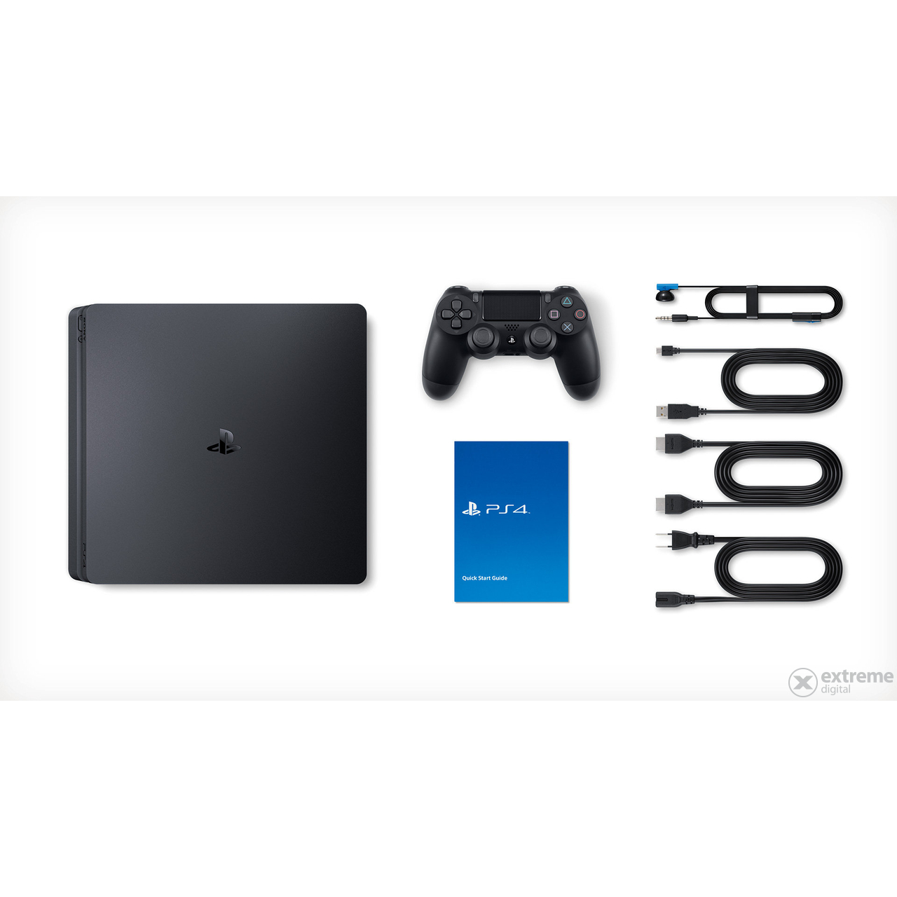 PlayStation® PS4 Slim 1TB konzola + Call of Duty Black Ops 4 hra
