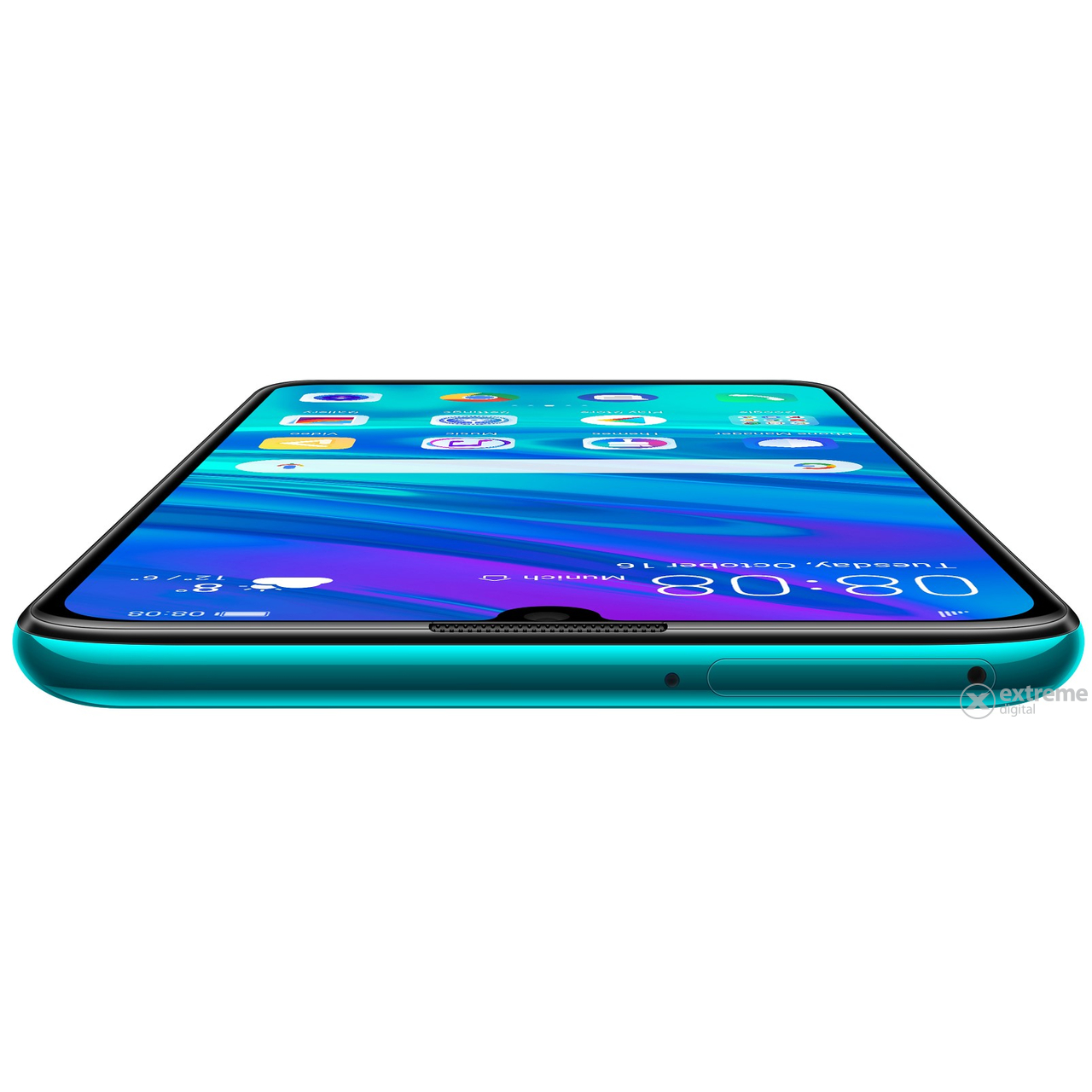 Huawei P смарт 2019 Dual SIM  смартфон, Aurora Blue (Android)