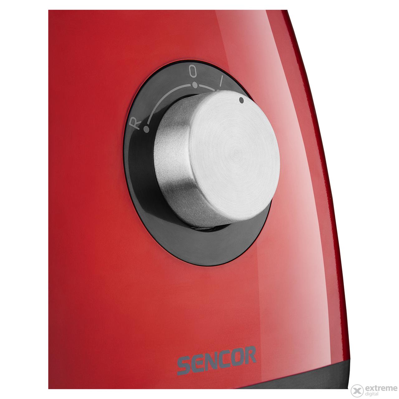 Sencor Slow Juicer Extractor Ssj 4042rd : Sencor SSJ 4042RD Slow juicer gyumolcsprEs, piros ...