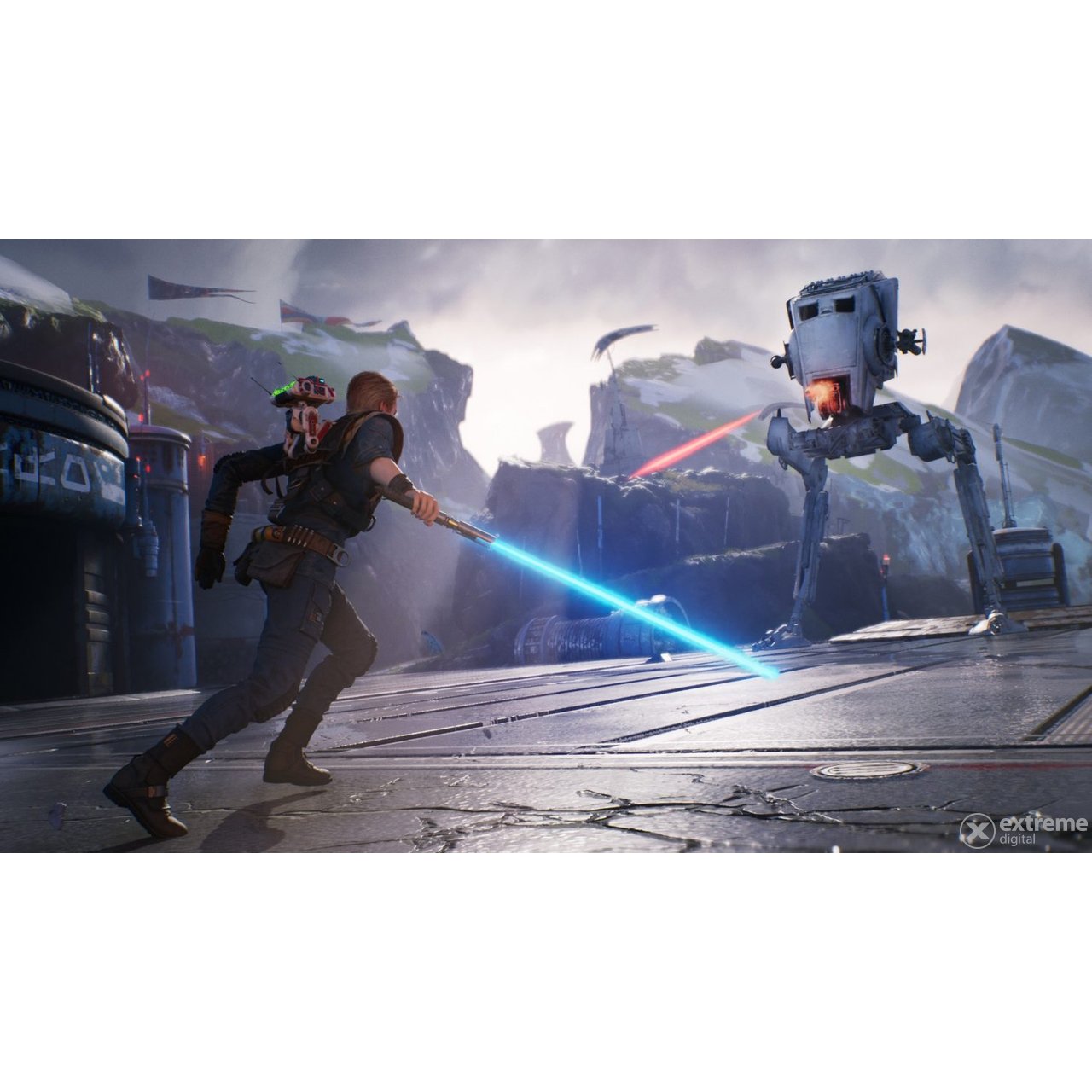 Star Wars Jedi: The Fallen Order PC hra