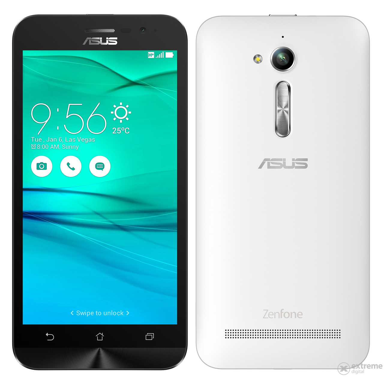 Asus ZenFone Go LTE ZB500KL Dual SIM 16GB