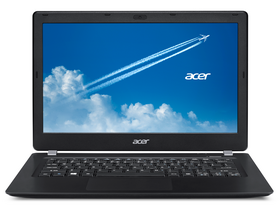 "Acer TravelMate TMP238-G2-M-55M8 NX.VG7EU.007 13,3"" notebook, fekete"