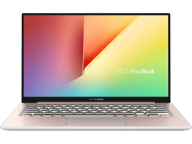 Laptop Asus Vivobook S330UN-EY009T, metal pink + Windows 10, layout tastaura HU