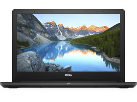 Dell Inspiron 3573 3573HPUA1 notebook, fekete