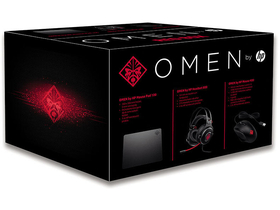 HP OMEN Red Box