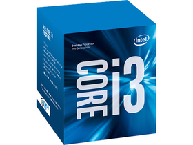 Intel Core i3-7100 3.9GHz box processzor (BX80677I37100)