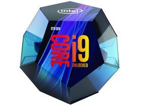Intel Core i9-9900K Coffee Lake-R processzor, 3.60GHz, Socket 1151, Box