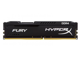 Kingston HyperX FURY Black 8GB DDR4 spominski modul (HX434C19FB2/8)