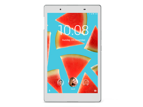 "Lenovo TAB 8"" (TB-8504F) 16GB Wi-Fi tablet, White (Android)"