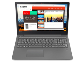 Notebook Lenovo V330-15IKB 81AX011PHV FHD, gri + Windows 10 Pro (tastatura layout HU)