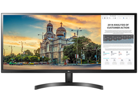 Monitor LG 34WK500 IPS FHD LED
