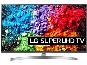 LG 49SK8100PLA  webOS 4.0 SMART Super UHD LED TV