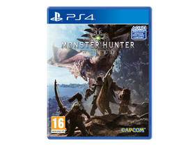 Monster Hunter: World PS4 hra