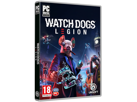 UbiSoft Watch Dogs Legion PC igra