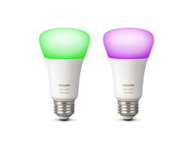 Bec LED Philips hue 10W E27 color, 2 bucati