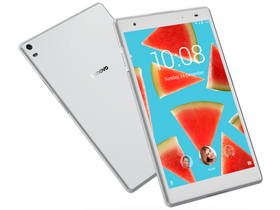 "Lenovo Tab4 8 Plus (TB-8704X) ZA2F0102BG 8"" FHD IPS 16GB 4G Tablet, fehér (Android)"