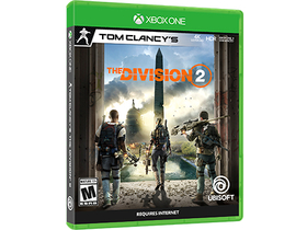 Tom Clancy`s The Division 2 Xbox One játékszoftver