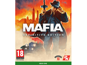 Mafia: Definitive Edition Xbox One hra