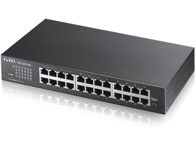 ZyXEL GS1100-24E-EU0101F 24port 10/100/1000Mbps gigabit switch