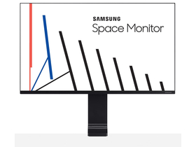 Samsung LS32R750 UHD 4K Space Monitor LED