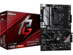 Asrock X570 Phantom 4 Gaming ATX Mainboard