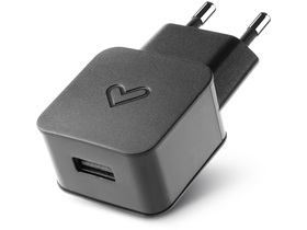 Incarcator cu USB Energy Home Charger 2.1A High Power, gri
