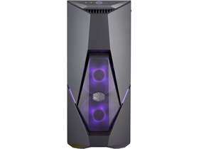 Carcasa PC Cooler Master MasterBox K500 window, negru