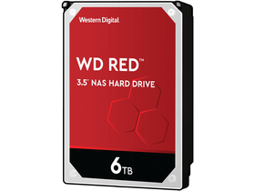 "WD Red 3,5"" WD 6TB merevlemez - WD60EFAX (Western Digital)"