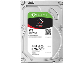 "Hard disc Seagate Ironwolf ST3000VN007 3,5"" 3TB SATA3"