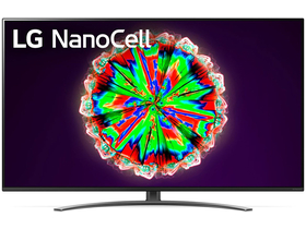 LG 55NANO813NA NanoCell webOS SMART 4K Ultra HD HDR LED televízor